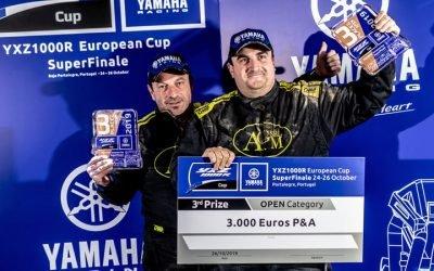 Mondiale Portalegre…è Podio Yamaha Racing!