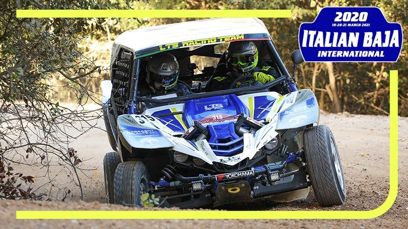 All'Italian Baja International LTS Racing Team ricomincia da Tre