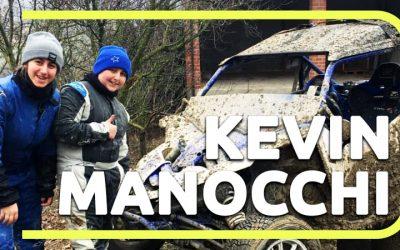 Kevin Manocchi, 11 anni e un sogno chiamato Rally