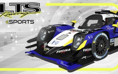 LTS Racing eSports in prima fila nei campionati Sim Racing di VRG