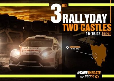 3rd RallyDay Two Castle - LTS Racing Team