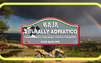 LTS Racing Team al Baja Rally Adriatico