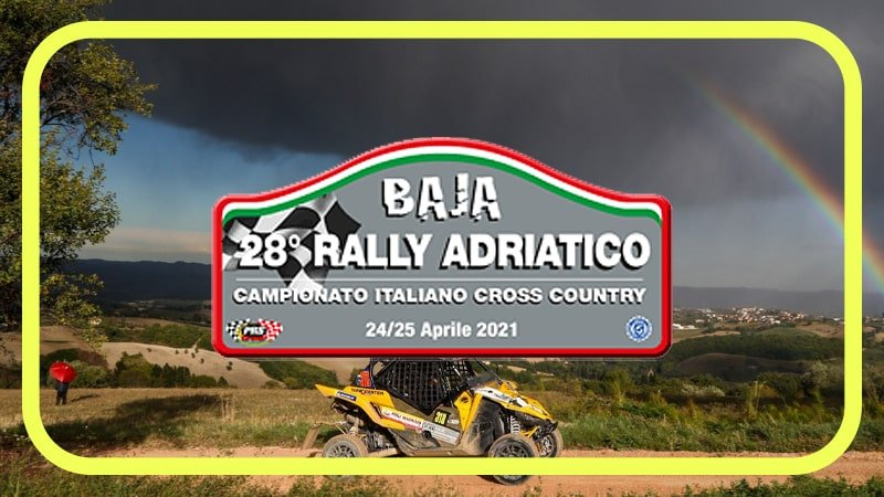 LTS Racing Team al Baja Rally Adriatico
