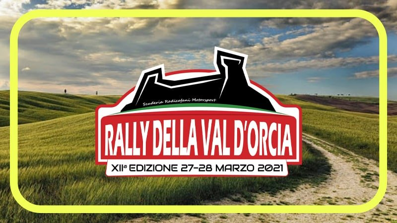 Rally della Val d'Orcia - LTS Racing Team