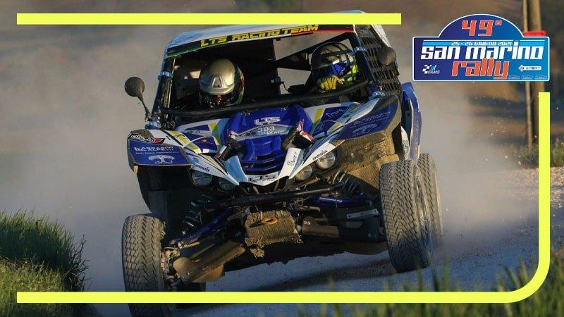 Cross Country Rally San Marino… LTS Racing al completo!